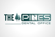 The Pines Dental Office Logo - Entry #129