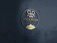 Rock Ridge Wealth Logo - Entry #110