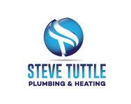 Steve Tuttle Plumbing & Heating Logo - Entry #5