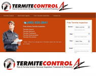 Termite Control Arizona Logo - Entry #35