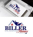 Biller Homes Logo - Entry #154