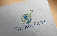 The Air Pro's  Logo - Entry #255