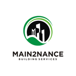 MAIN2NANCE BUILDING SERVICES Logo - Entry #174