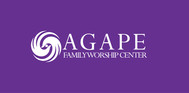 Agape Logo - Entry #147