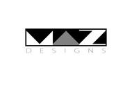 Maz Designs Logo - Entry #141