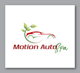 Motion AutoSpa Logo - Entry #18