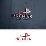 Premier Accounting Logo - Entry #231