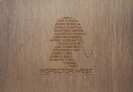 Inspector West Logo - Entry #30