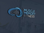 Muscle Memory fitness Logo - Entry #20