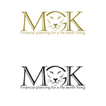 MGK Wealth Logo - Entry #356