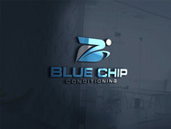 Blue Chip Conditioning Logo - Entry #43