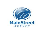 Main Street Agency Logo - Entry #18