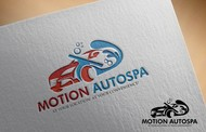 Motion AutoSpa Logo - Entry #295