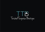 Twisted Turquoise Boutique Logo - Entry #23