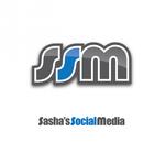 Sasha's Social Media Logo - Entry #16