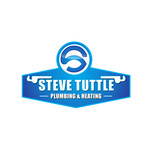 Steve Tuttle Plumbing & Heating Logo - Entry #47