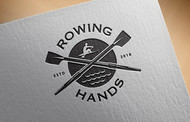 Rowing Hands Logo - Entry #71