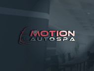 Motion AutoSpa Logo - Entry #129