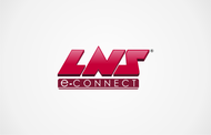 LNS Connect or LNS Connected or LNS e-Connect Logo - Entry #67