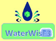 WaterWisE3 Logo - Entry #55