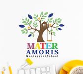 Mater Amoris Montessori School Logo - Entry #382