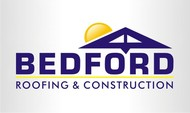 Bedford Roofing and Construction Logo - Entry #80