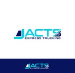 Jacts Express Trucking Logo - Entry #115