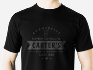 Carter's Commercial Property Services, Inc. Logo - Entry #272