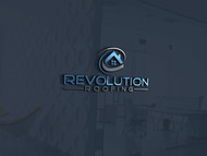 Revolution Roofing Logo - Entry #454