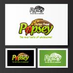 gluten free popsey  Logo - Entry #181