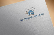 Bootlegger Lake Lodge - Silverthorne, Colorado Logo - Entry #85