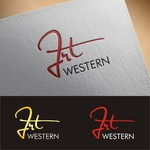 JRT Western Logo - Entry #269