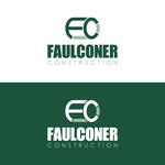 Faulconer or Faulconer Construction Logo - Entry #148