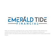 Emerald Tide Financial Logo - Entry #281