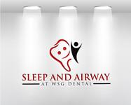 Sleep and Airway at WSG Dental Logo - Entry #412