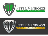 Peter V Pirozzi General Contracting Logo - Entry #52