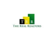 The Real Realtors Logo - Entry #48