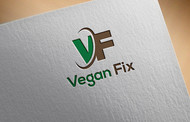 Vegan Fix Logo - Entry #168
