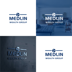 Medlin Wealth Group Logo - Entry #67