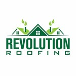 Revolution Roofing Logo - Entry #526