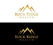 Rock Ridge Wealth Logo - Entry #413