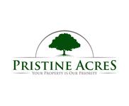 Pristine Acres - Landscape Design Company Logo - Entry #53