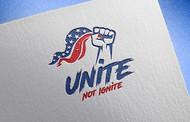 Unite not Ignite Logo - Entry #286