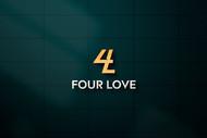 Four love Logo - Entry #88