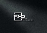 Rebecca Munster Designs (RMD) Logo - Entry #49