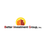 Better Investment Group, Inc. Logo - Entry #262