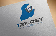 TRILOGY HOMES Logo - Entry #304