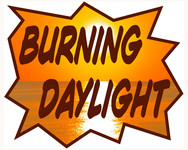 Burning Daylight Logo - Entry #60