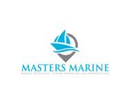 Masters Marine Logo - Entry #280