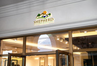 Shepherd Drywall Logo - Entry #242